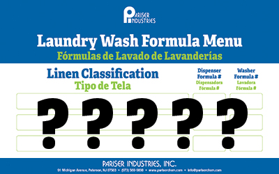 Creating Effective Wash Formulas