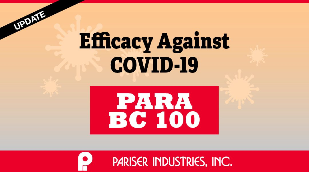 BC 100 Efficacy Against COVID-19